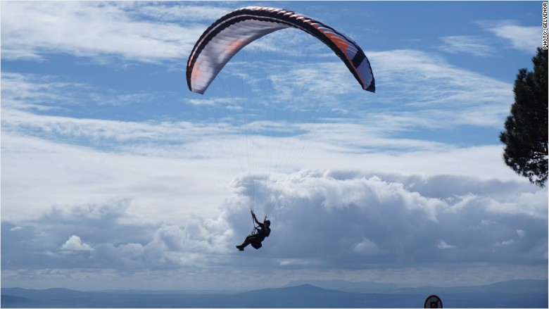 Gelvenor Parachute LinkedIn Article